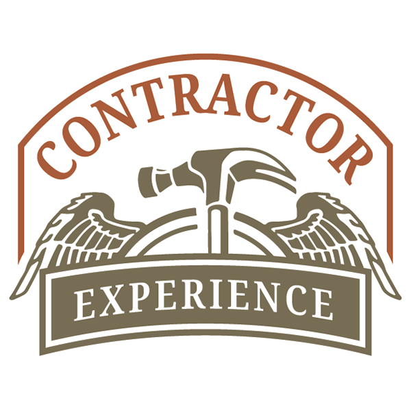 Experience Contractor graphic